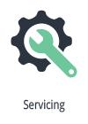 Icon Servicing